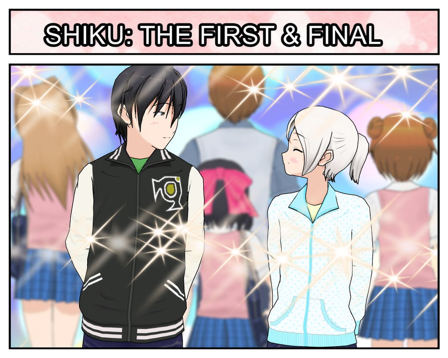Shiku: The First & Final Cover-page